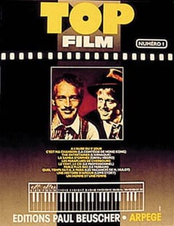 Top Film Volume 1 Partition Musique de film - laflutedepan