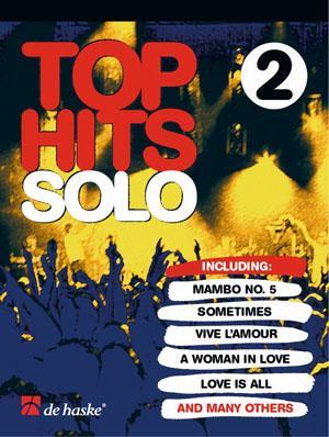 Top Hits Solo 2 - Partition - Trompette - laflutedepan.com