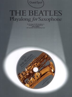 Guest Spot - Playalong For Alto Saxophone BEATLES laflutedepan