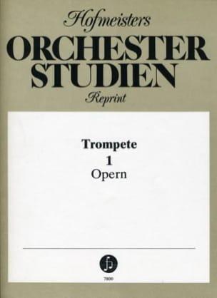 - Orchesterstudien Band 1 - Opern - Partition - di-arezzo.com