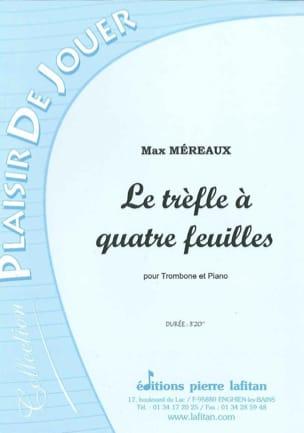 Le Trèfle A Quatre Feuilles Max Méreaux Partition laflutedepan