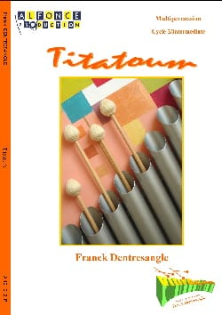 Titatoum Franck Dentresangle Partition laflutedepan
