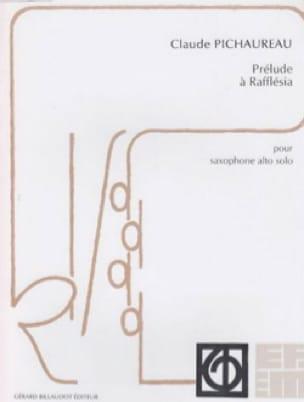 Prélude A Rafflésia - Claude Pichaureau - Partition - laflutedepan.com