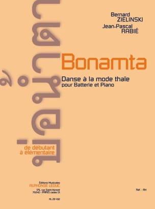 Bonamta Zielinski Bernard / Rabié Jean-Pascal Partition laflutedepan