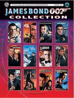 James Bond 007 Collection Partition Violoncelle - laflutedepan