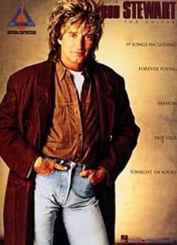 Best of Rod Stewart for guitar - Rod Stewart - laflutedepan.com