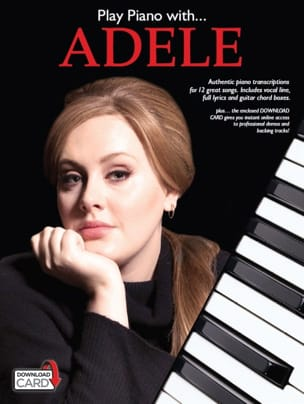Play Piano With... Adele - Adele - Partition - laflutedepan.com