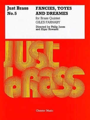 Fancies, Toyes & Dreames - Just Brass N° 5 Giles Farnaby laflutedepan