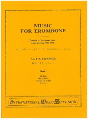 Music For Trombone Volume 1 - Partition - laflutedepan.com