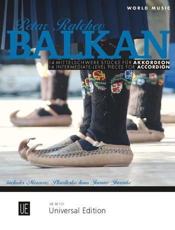 Balkan Accordéon - Partition - Accordéon - laflutedepan.com