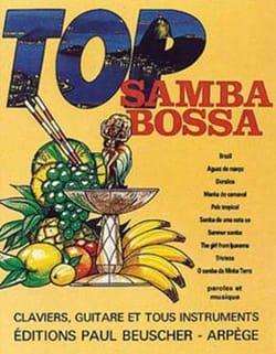 Top Samba Bossa Partition Chanson française - laflutedepan
