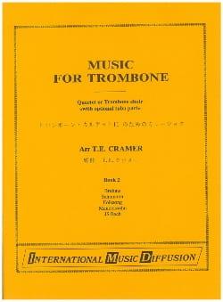 Music For Trombone Volume 2 Partition Trombone - laflutedepan