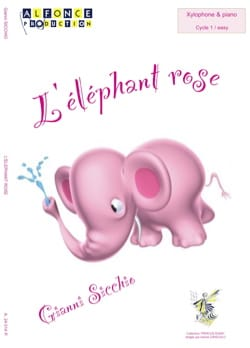 L'éléphant rose - Gianni Sicchio - Partition - laflutedepan.com