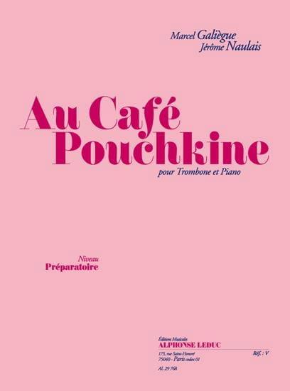 Au Café Pouchkine - laflutedepan.com