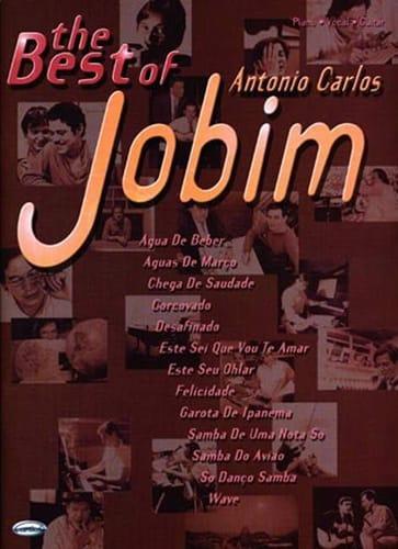 The Best Of Antonio Carlos Jobim - laflutedepan.com