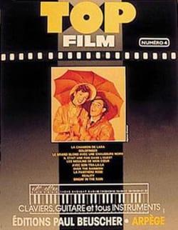 Top Film Volume 4 - Partition - Musique de film - laflutedepan.com