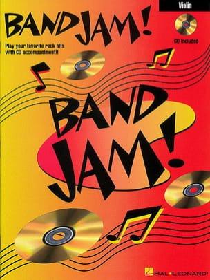 Band Jam Partition Violon - laflutedepan