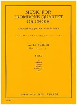 Music For Trombone Volume 3 - Partition - laflutedepan.com