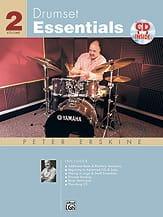 Drumset Essentials Volume 2 Peter Erskine Partition laflutedepan
