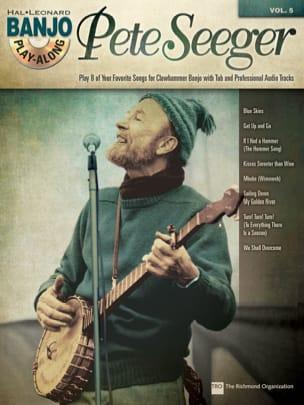 Banjo Play-Along Volume 5 - Peter Seeger Peter Seeger laflutedepan