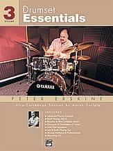 Drumset Essentials Volume 3 Peter Erskine Partition laflutedepan