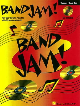 Band Jam Partition Trompette - laflutedepan