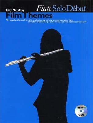 Flute Solo Début Film Themes Partition laflutedepan
