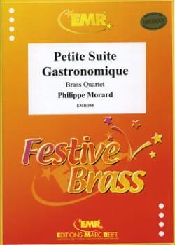 Petite Suite Gastronomique Philippe Morard Partition laflutedepan