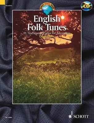English Folk Tunes Partition Accordéon - laflutedepan