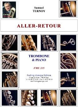 Aller-Retour - Samuel Ternoy - Partition - Trombone - laflutedepan.com
