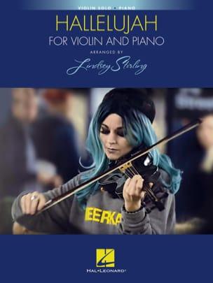 Hallelujah Lindsey Stirling Partition Violon - laflutedepan