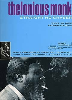 Thelonious Monk - Straight No Chaser - Partition - di-arezzo.es