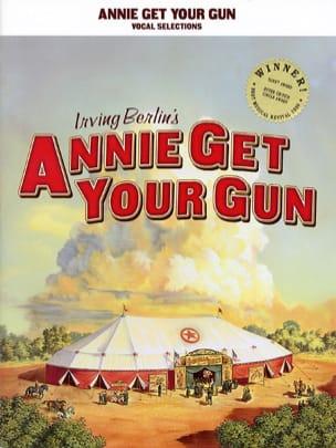 Annie Get Your Gun Irving Berlin Partition laflutedepan