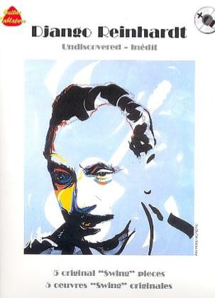 Undiscovered Django Reinhardt Partition Jazz - laflutedepan
