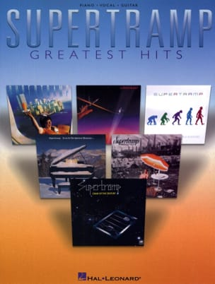 Greatest Hits Supertramp Partition Pop / Rock - laflutedepan