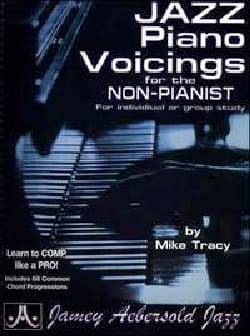 METHODE AEBERSOLD - Jazz piano voicings for the non-pianists - Partition - di-arezzo.fr