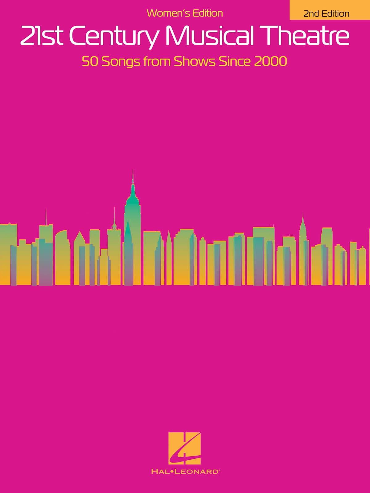 21st Century Musical Theatre - Women's Edition - laflutedepan.com