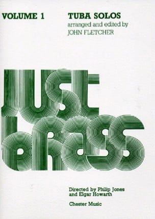 Just Brass Tuba Solos Volume 1 Partition Tuba - laflutedepan