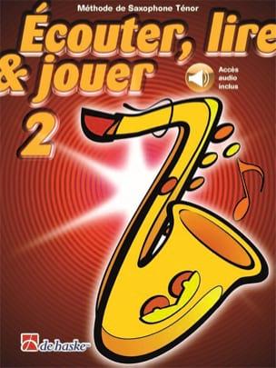 Ecouter Lire et Jouer - Méthode Volume 2 - Saxophone Ténor laflutedepan