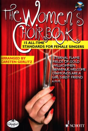 The Women's Choirbook - 15 All-Time Standards Partition laflutedepan