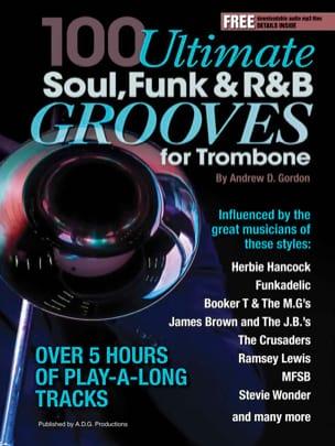 100 Ultimate Soul, Funk and R&B Grooves - Trombone laflutedepan
