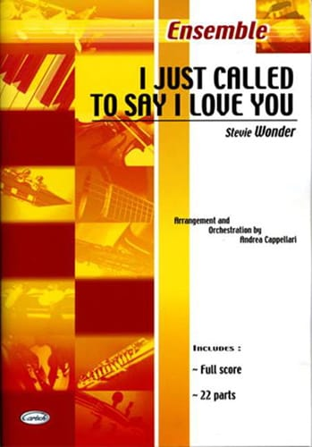 I Just Called To Say I Love You - Stevie Wonder - laflutedepan.com