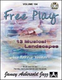 Volume 104 - Kenny Werner - Free Play - laflutedepan.com