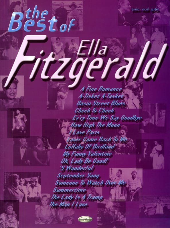 The Best Of Ella Fitzgerald - Ella Fitzgerald - laflutedepan.com