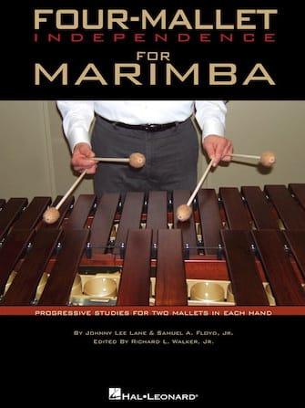 Four-Mallet Independence For Marimba - laflutedepan.com