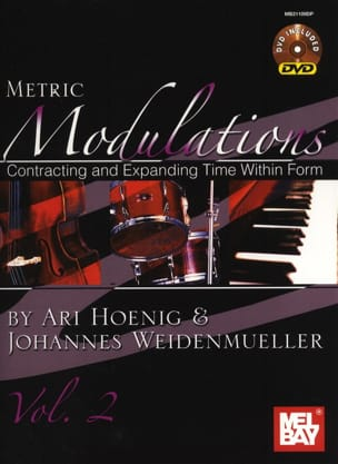 Metric modulations volume 2 laflutedepan