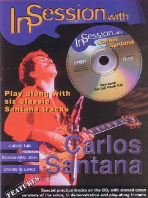 In Session With - Carlos Santana - Partition - laflutedepan.com