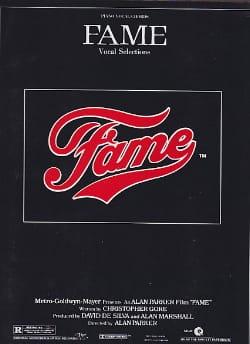 Fame - le Film Partition Comédie musicale - laflutedepan