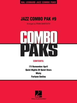 Jazz Combo Pak # 9 Partition ENSEMBLES - laflutedepan