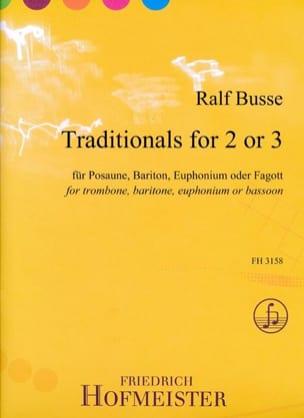 Traditionnels pour 2 ou 3 - Partition - laflutedepan.com
